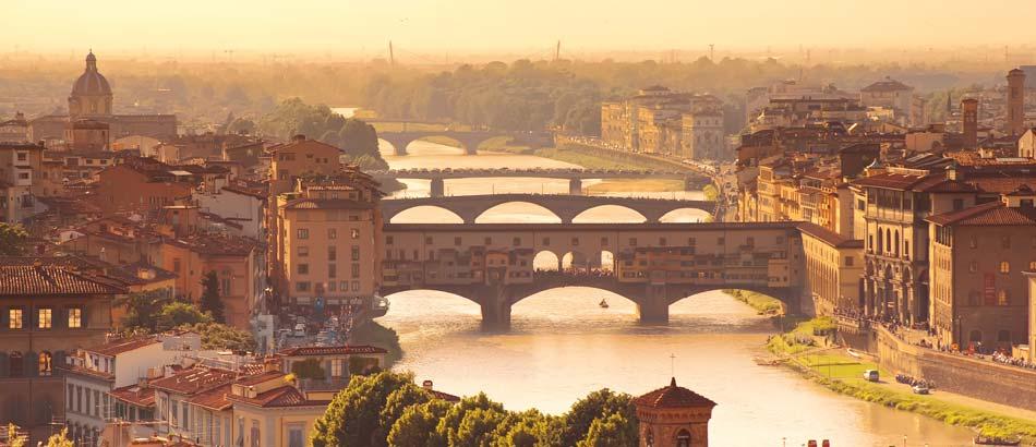 Kunst und Architektur in Florenz