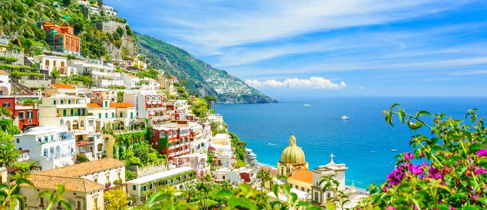 Rundreise an der Amalfiküste