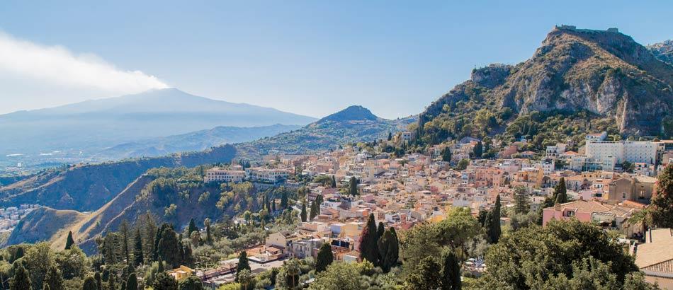 Vulkane in Italien