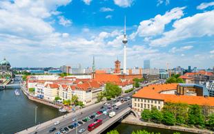 Urlaub mit dem Mietwagen in Deutschland
