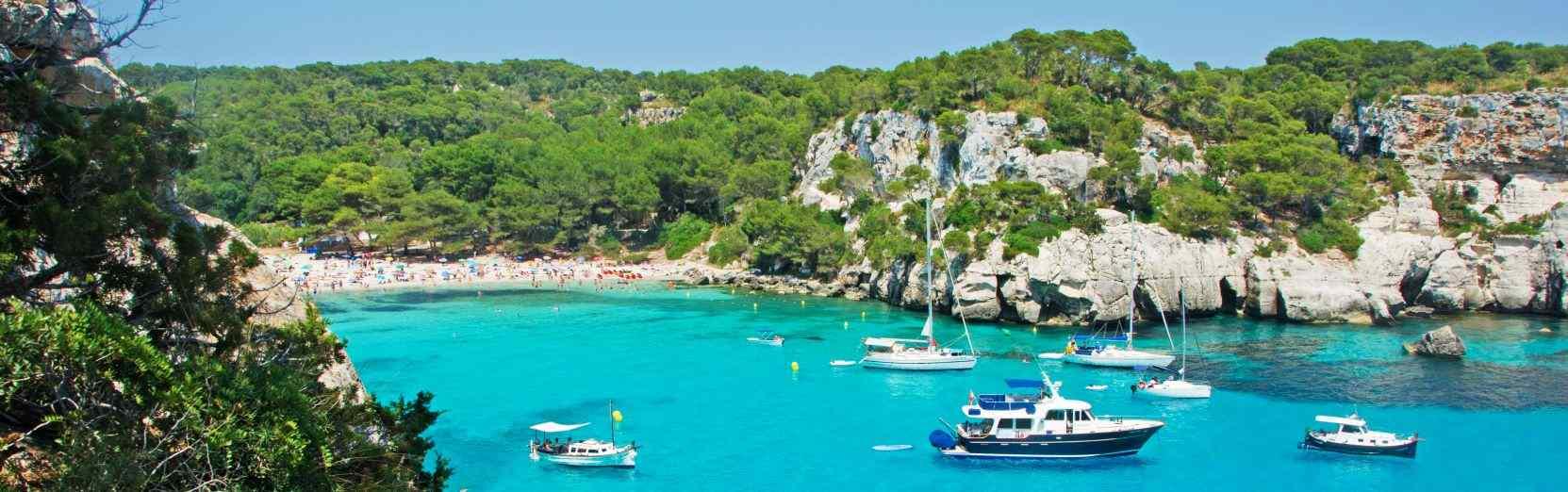 Menorca Reise