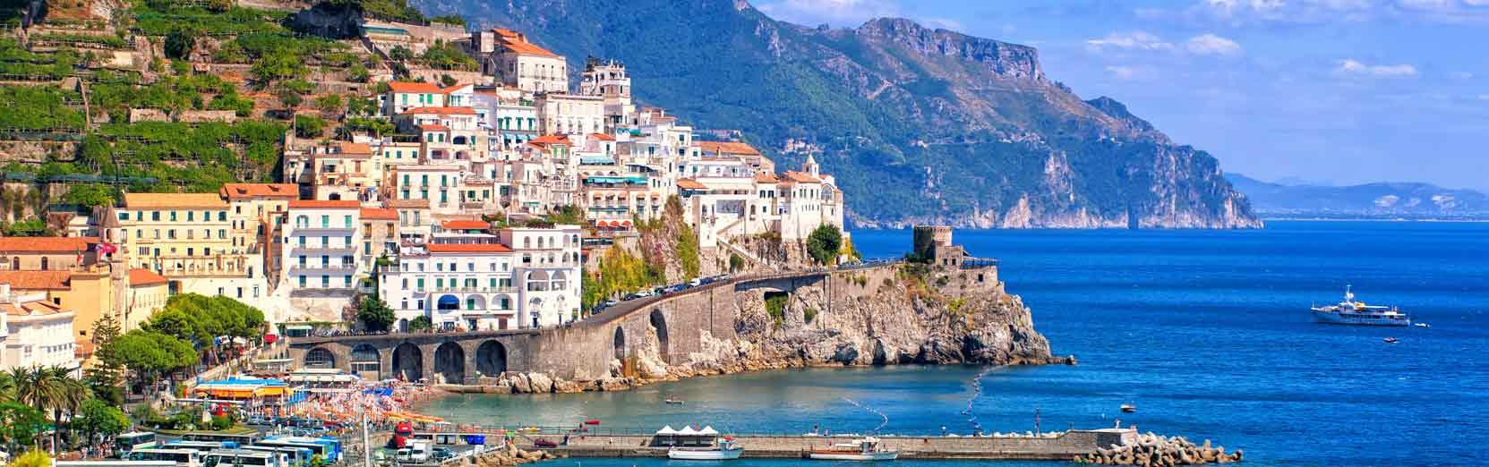 Rundreise Amalfiküste