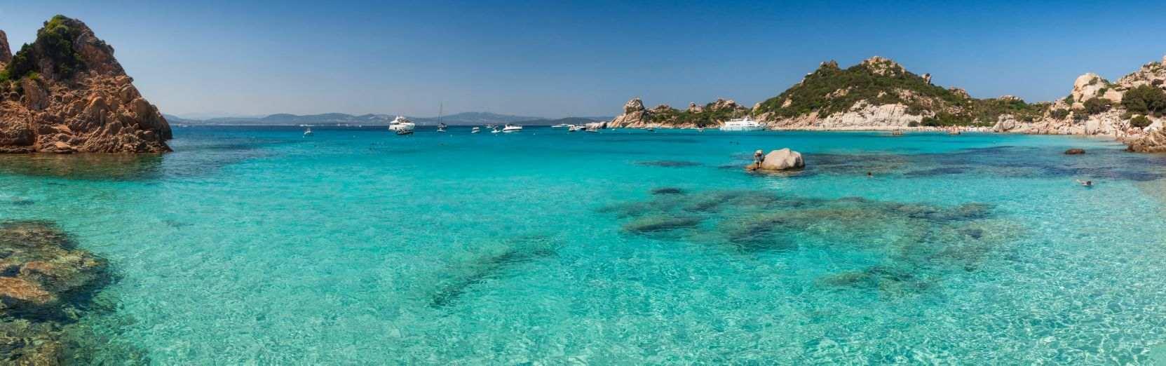 Reisen auf Sardinien
