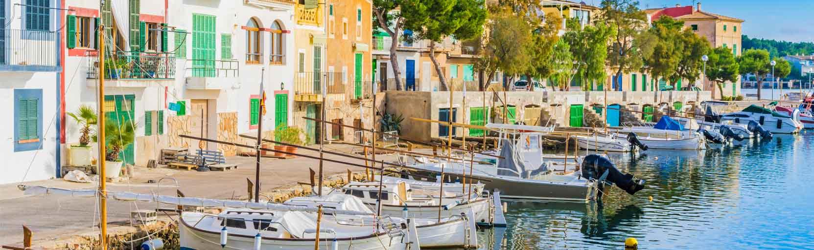 Urlaubziele in Spanien