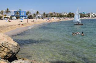 Playa Ciudad Jardín