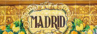 Madrid: Praktische Tipps