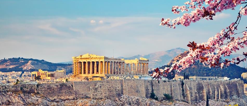 Acropolis in Athen