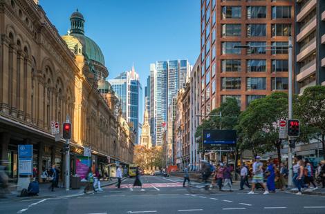 Downtown, Sydney