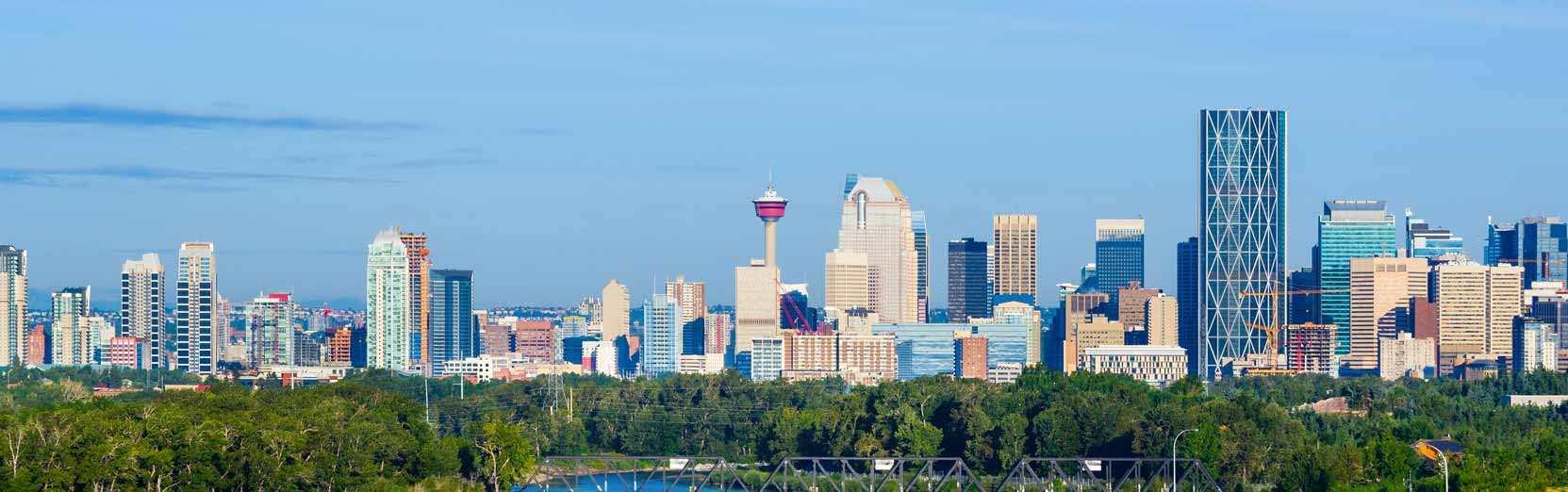 Auto mieten in Calgary