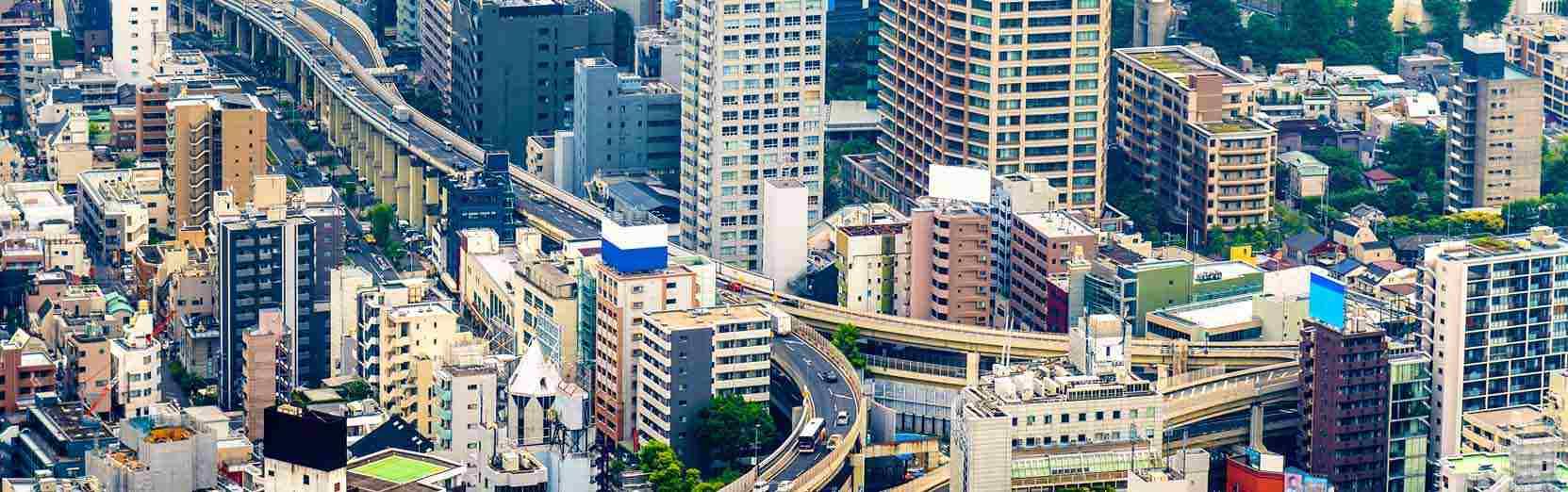 Auto mieten in Japan