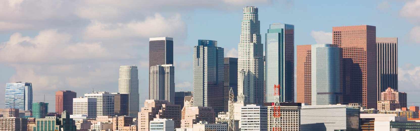 Auto mieten in Los Angeles