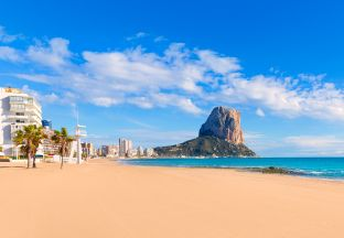 Calpe Playa Alicante