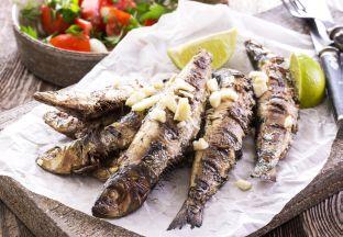 Gegrillte Sardinen Thessaloniki
