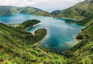 Lagoa do Fogo Ponta Delgada
