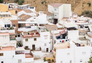 Malaga Stadt