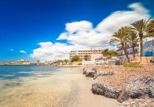 Paradise Beach Ibiza
