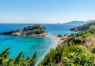 Strand Samos