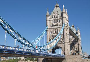 Tower Bridge London Heathrow Flughafen