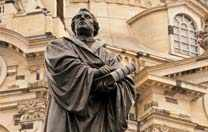 Martin Luther in Dresden