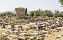 Gortina auf Kreta