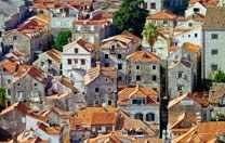 Kroatien Altstadt
