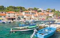 Kroatien Schiff