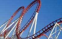 Roller Coaster in den USA