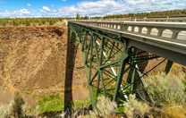 Brücke USA Westen