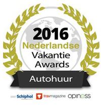 Vakanti Award Niederlande